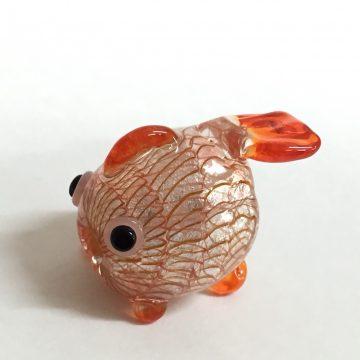 「金魚」ワークショップ